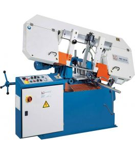 ABS 320 B, Sawing, KNUTH Machinetools for Metalworking
